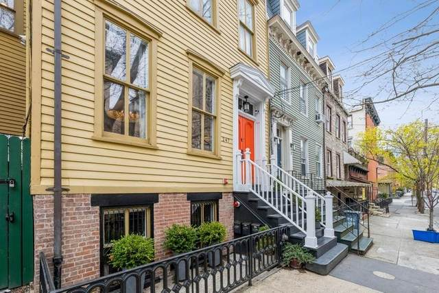 247 2ND ST #1, Jc, Downtown, NJ 07302 (MLS #210009138) :: RE/MAX Select