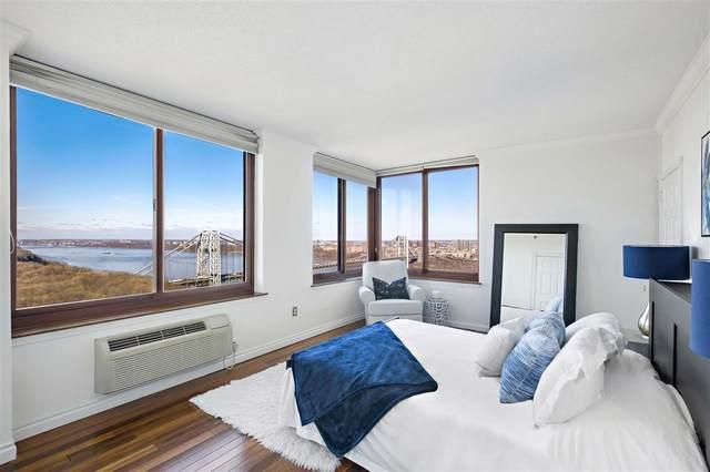100 Old Palisade Rd #4002, Fort Lee, NJ 07024 (MLS #210009174) :: Team Francesco/Christie's International Real Estate