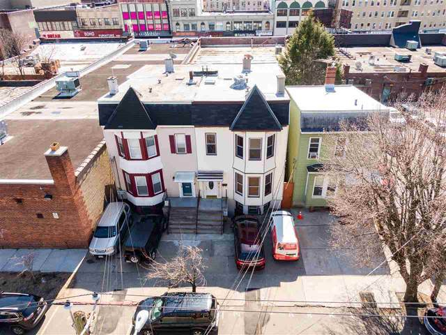 293 Magnolia Ave, Jc, Journal Square, NJ 07306 (MLS #210009182) :: The Trompeter Group