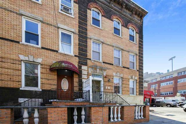 2608 Kennedy Blvd #4, Union City, NJ 07087 (MLS #210009199) :: The Trompeter Group