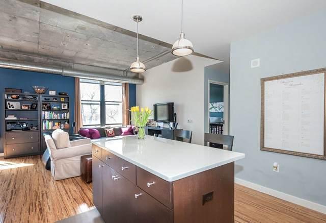 232 Pavonia Ave #322, Jc, Downtown, NJ 07302 (MLS #210009206) :: Team Francesco/Christie's International Real Estate
