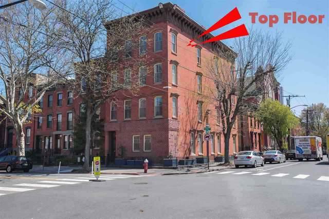 580 Jersey Ave 4R, Jc, Downtown, NJ 07302 (MLS #210009208) :: Team Francesco/Christie's International Real Estate