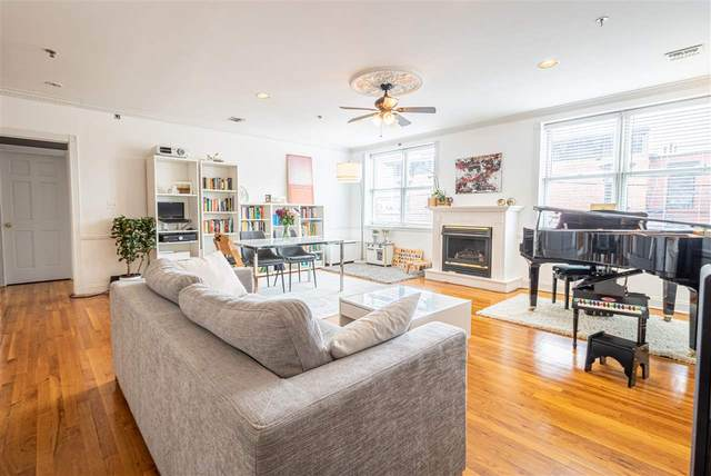 452 2ND ST #5, Hoboken, NJ 07030 (#210009277) :: Nexthome Force Realty Partners