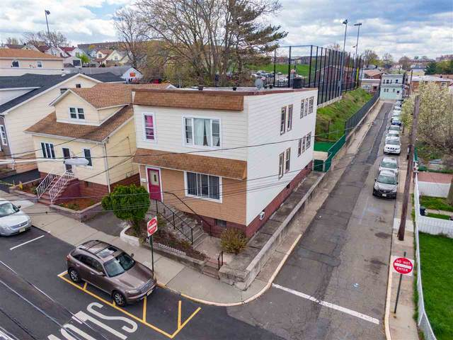 1229 78TH ST, North Bergen, NJ 07047 (MLS #210009295) :: The Trompeter Group