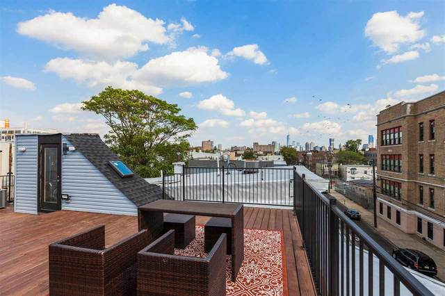 104 Hopkins Ave 3C, Jc, Heights, NJ 07306 (MLS #210009343) :: The Trompeter Group