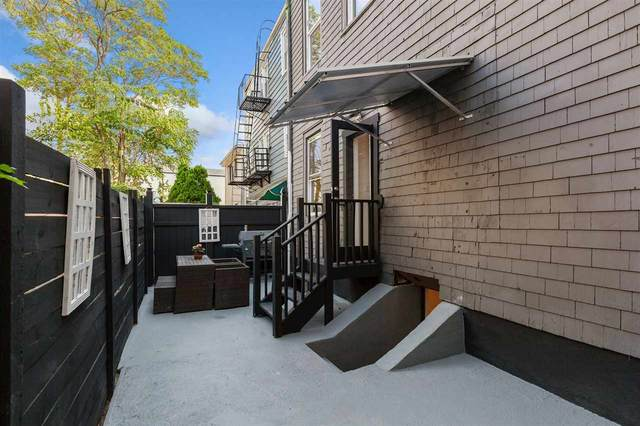 104 Hopkins Ave 2B, Jc, Heights, NJ 07306 (MLS #210009346) :: The Trompeter Group