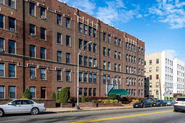 6209 Blvd East 3DS, West New York, NJ 07093 (MLS #210009354) :: The Trompeter Group