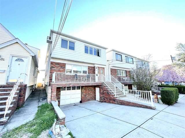 182 West 32Nd St, Bayonne, NJ 07002 (#210009380) :: NJJoe Group at Keller Williams Park Views Realty