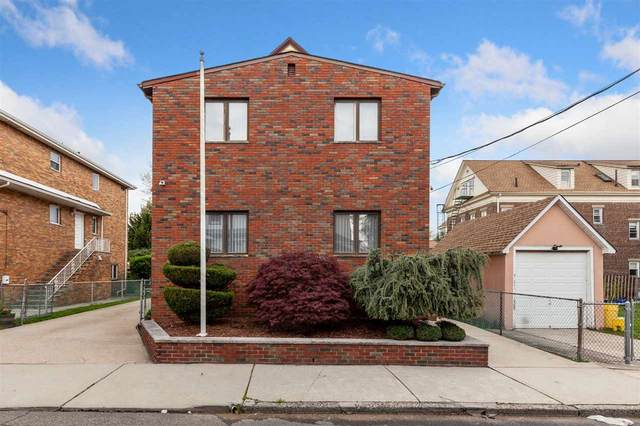 65 Fulton Ave, Fairview, NJ 07022 (MLS #210009513) :: The Trompeter Group