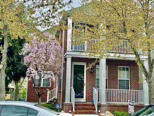 35 Central Square Pk, METUCHEN, NJ 08840 (MLS #210009611) :: Hudson Dwellings