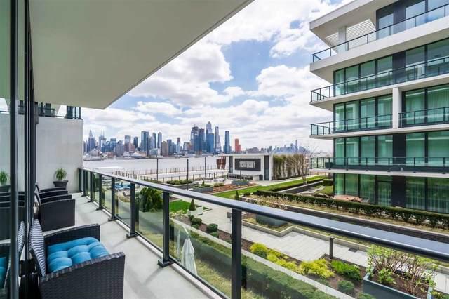 1200 Avenue At Port Imperial #410, Weehawken, NJ 07086 (MLS #210010205) :: Team Francesco/Christie's International Real Estate