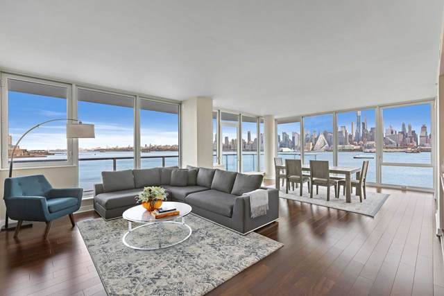 1000 Avenue At Port Imperial #510, Weehawken, NJ 07086 (MLS #210010240) :: The Danielle Fleming Real Estate Team