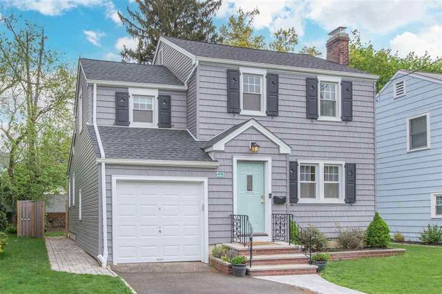 478 Essex Ave, Bloomfield, NJ 07003 (MLS #210010336) :: The Trompeter Group