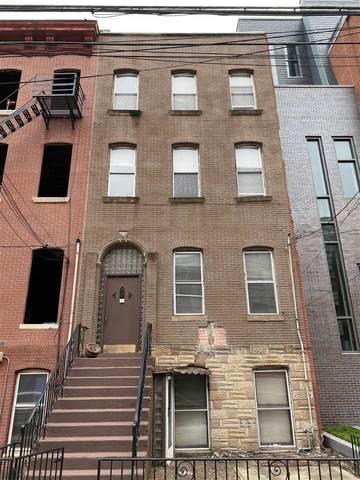 607 Hudson St, Hoboken, NJ 07030 (MLS #210010597) :: The Danielle Fleming Real Estate Team