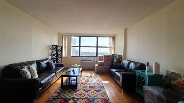 7000 Blvd East 34F, Guttenberg, NJ 07093 (#210010662) :: NJJoe Group at Keller Williams Park Views Realty