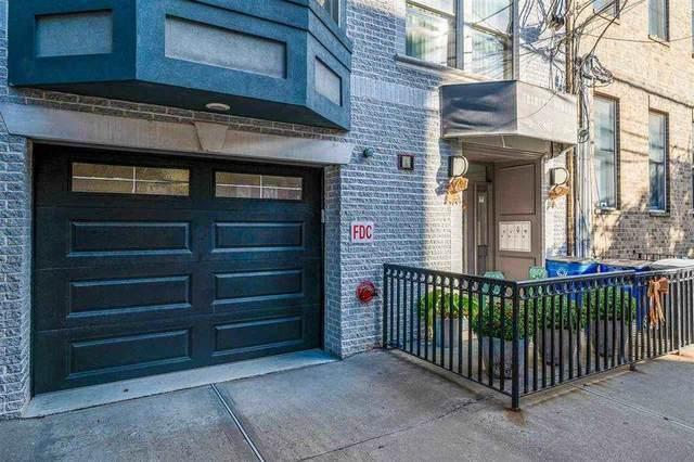607 Jefferson St #3, Hoboken, NJ 07030 (MLS #210010665) :: RE/MAX Select