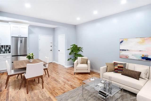 11 Cuneo Pl 1A, Jc, Heights, NJ 07307 (MLS #210010852) :: Hudson Dwellings