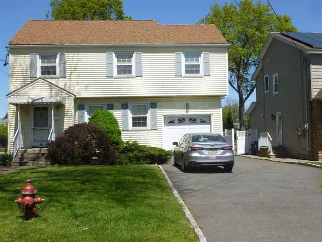 38 Nutley Ave, Nutley, NJ 07110 (MLS #210010899) :: RE/MAX Select