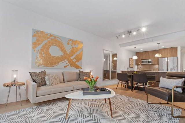 160 1ST ST #304, Jc, Downtown, NJ 07302 (MLS #210010900) :: The Trompeter Group