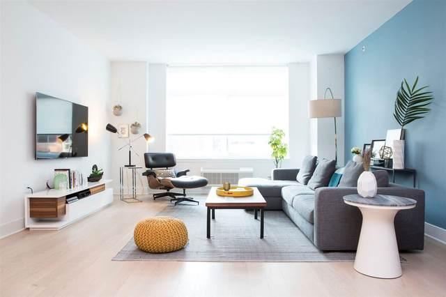 1400 Hudson St #218, Hoboken, NJ 07030 (MLS #210010913) :: The Danielle Fleming Real Estate Team