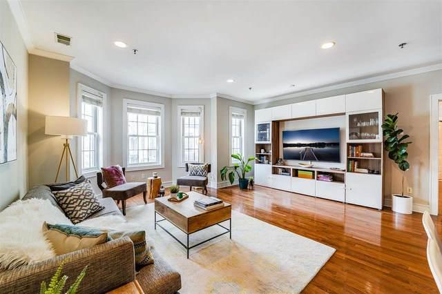 904 Jefferson St 5K, Hoboken, NJ 07030 (MLS #210010916) :: The Danielle Fleming Real Estate Team
