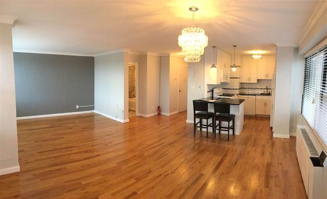 135 Montgomery St 21A, Jc, Downtown, NJ 07302 (MLS #210010928) :: The Trompeter Group