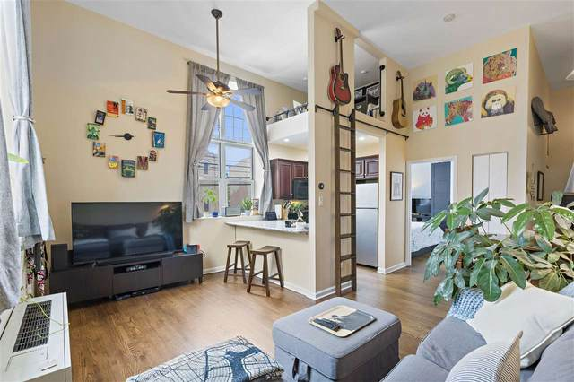 450 7TH ST 1D, Hoboken, NJ 07030 (MLS #210010933) :: The Danielle Fleming Real Estate Team