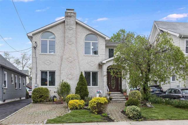 114 Cedar St, Nutley, NJ 07110 (MLS #210010988) :: RE/MAX Select