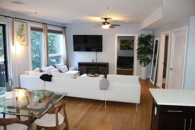 517 Jackson St #203, Hoboken, NJ 07030 (MLS #210010995) :: The Danielle Fleming Real Estate Team