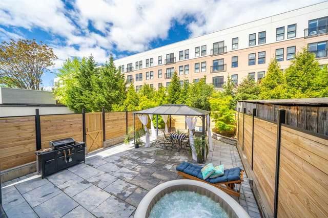 626 Grand St #1, Hoboken, NJ 07030 (MLS #210011002) :: The Danielle Fleming Real Estate Team