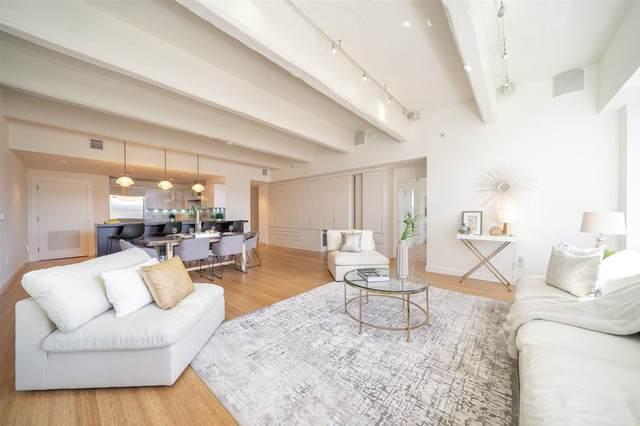 1425 Garden St #402, Hoboken, NJ 07030 (MLS #210011032) :: The Danielle Fleming Real Estate Team