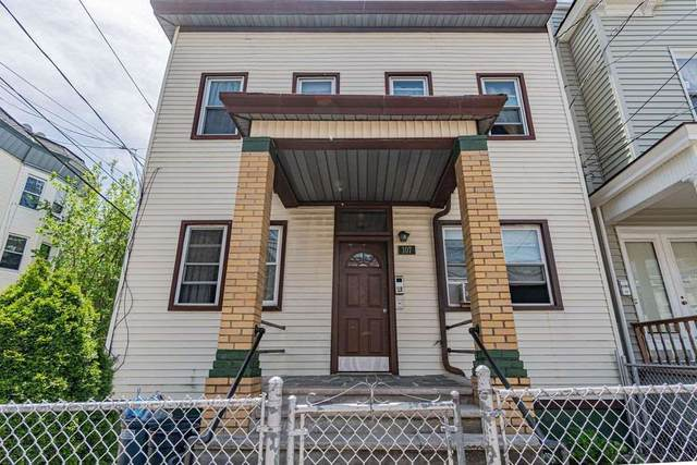 107 Magnolia Ave, Jc, Journal Square, NJ 07306 (MLS #210011186) :: The Sikora Group
