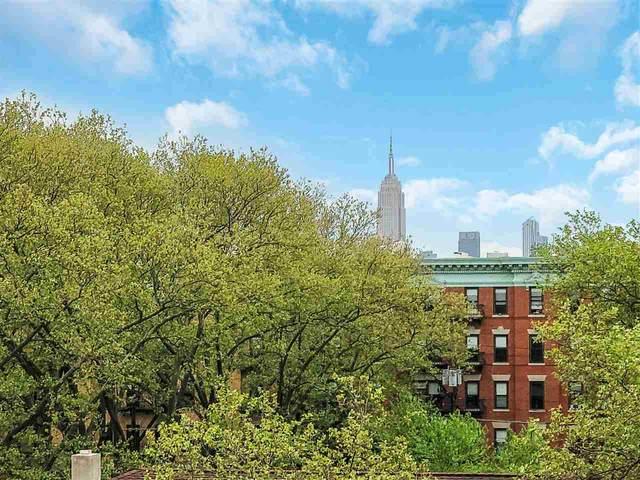 402 9TH ST E5b, Hoboken, NJ 07030 (MLS #210011213) :: RE/MAX Select