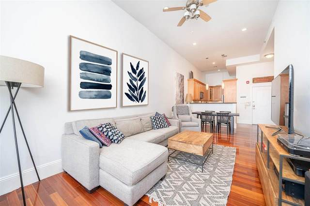 185 Webster Ave 1A, Jc, Heights, NJ 07307 (#210011251) :: Daunno Realty Services, LLC