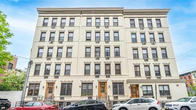 259 12TH ST 3A, Hoboken, NJ 07030 (#210011260) :: Daunno Realty Services, LLC