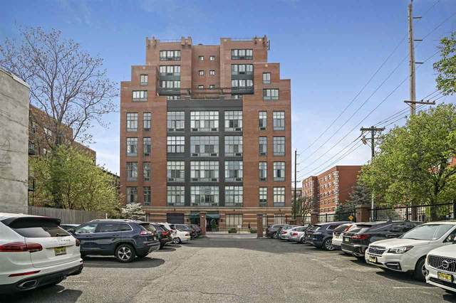 205 10TH ST 5D, Jc, Downtown, NJ 07302 (MLS #210011312) :: The Trompeter Group