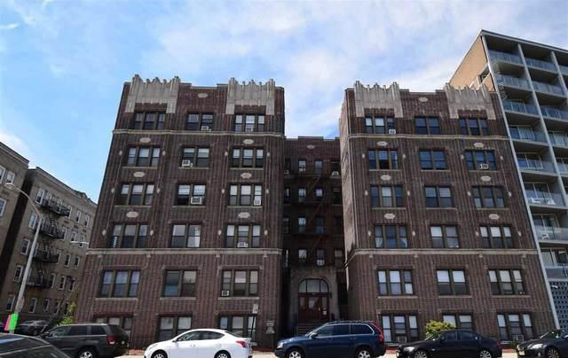 883 Blvd East 3F, Weehawken, NJ 07086 (#210011315) :: Daunno Realty Services, LLC