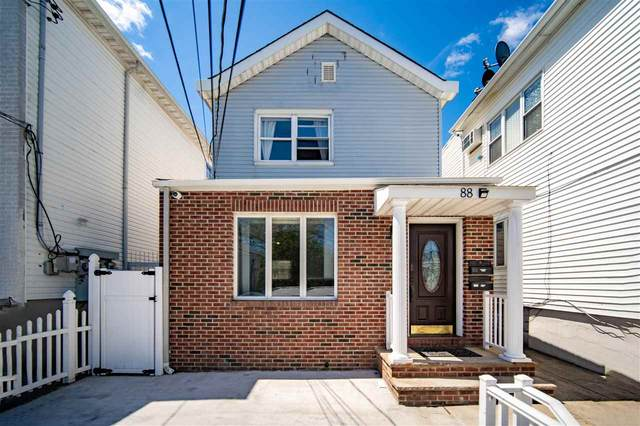 88 West 49Th St, Bayonne, NJ 07002 (#210011342) :: Daunno Realty Services, LLC