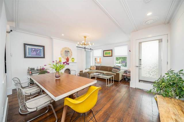 207 7TH ST, Hoboken, NJ 07030 (MLS #210011425) :: Kiliszek Real Estate Experts