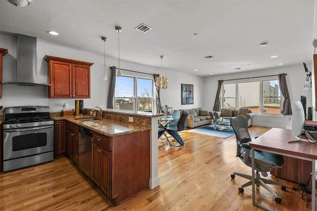 7008 Madison St #402, Guttenberg, NJ 07093 (MLS #210011452) :: The Trompeter Group