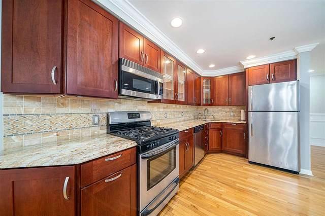 224 Hudson St 1B, Hoboken, NJ 07030 (MLS #210011462) :: Hudson Dwellings