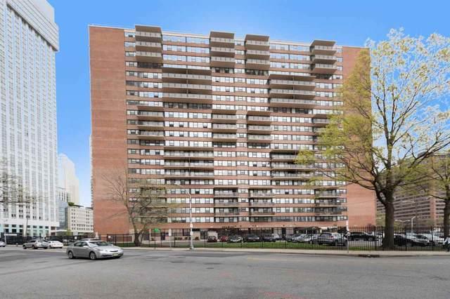 280 Luis M Marin Blvd 22N, Jc, Downtown, NJ 07302 (MLS #210011481) :: Kiliszek Real Estate Experts