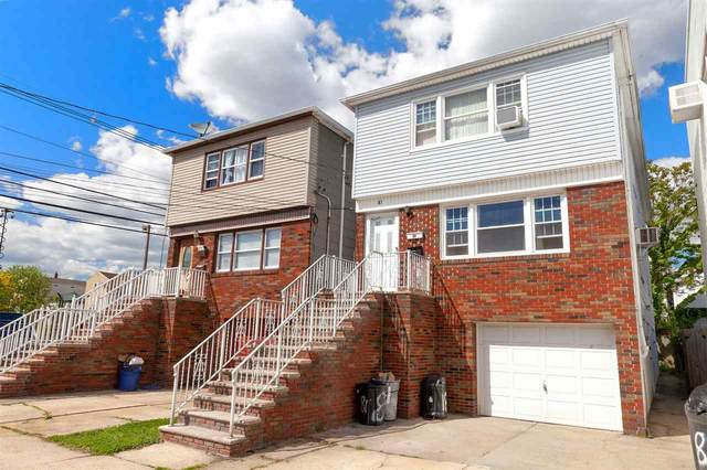 81 Cottage St, Bayonne, NJ 07002 (MLS #210011546) :: The Trompeter Group