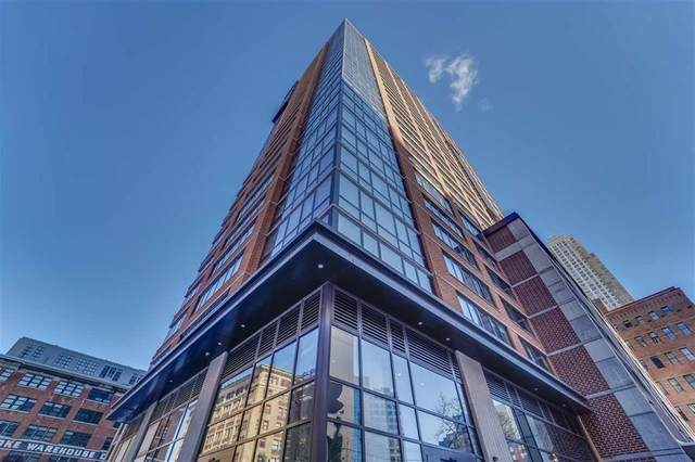 10 Provost St #515, Jc, Downtown, NJ 07302 (MLS #210011562) :: The Trompeter Group