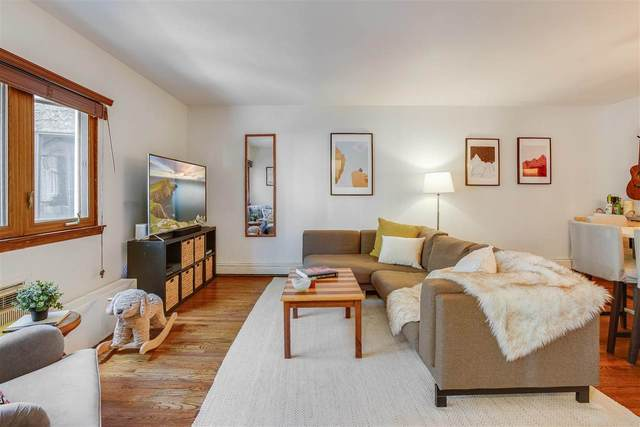 556 1ST ST #4, Hoboken, NJ 07030 (MLS #210011648) :: Kiliszek Real Estate Experts