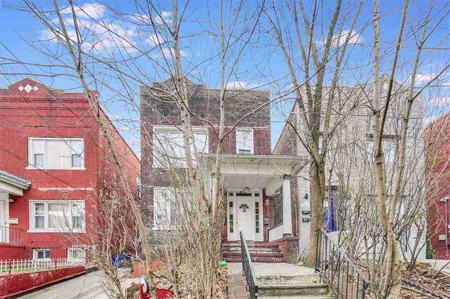 13 Woodlawn Ave, Jc, Greenville, NJ 07305 (MLS #210011662) :: Hudson Dwellings