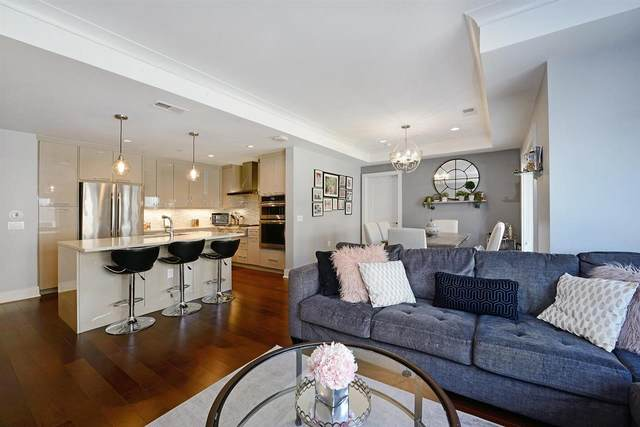 150 Henley Pl #210, Weehawken, NJ 07086 (MLS #210011675) :: Hudson Dwellings