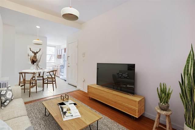 531 Madison St 3N, Hoboken, NJ 07030 (MLS #210011703) :: Kiliszek Real Estate Experts