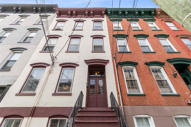 1002 Willow Ave, Hoboken, NJ 07030 (MLS #210011746) :: The Trompeter Group