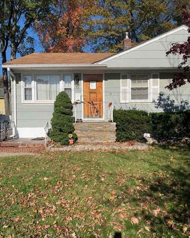 191 Concord St, Rahway, NJ 07065 (MLS #210011779) :: The Trompeter Group
